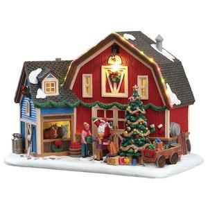 Animation décorative Noël à la ferme 344127