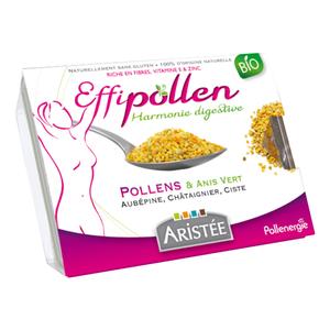 Effipollen harmonie digestive bio en barquette de 250 g 344153