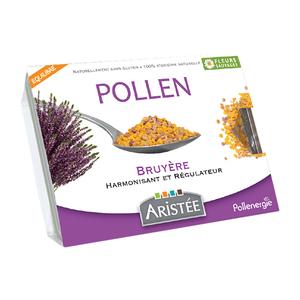 Pollen de bruyère et de fleurs sauvages en barquette de 250 g 344404