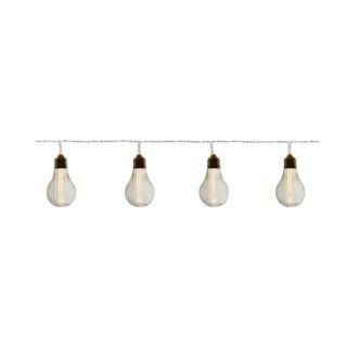 Guirlande Forme Filament Blanc Chaud 345084