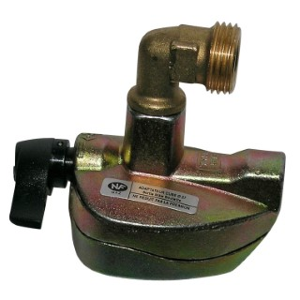 Adaptateur cube pour bouteilles Butagaz 345234