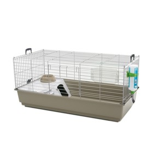 Cage lapin - cobaye Nero 3 de luxe Lounge Savic 34659