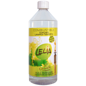 Huile végétale citronnelle 1 L 34717
