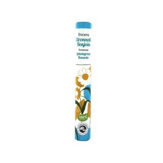 Encens végétal x30 citronnelle 348413