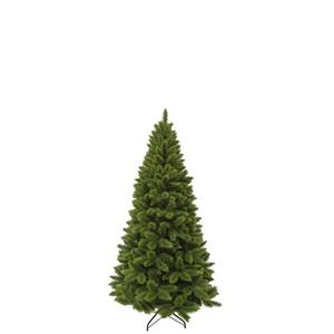 Sapin de Noël artificiel vert Camden Slim 120 cm 348855