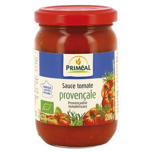 Sauce tomate à la provençale bio en pot de 200 g 349376