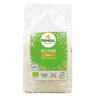 Riz rond blanc bio - 1 kg 349385