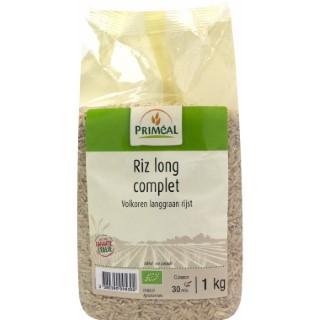 Riz long complet bio - 1 kg 349386