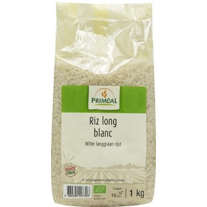 Riz long blanc bio - 1 kg 349393