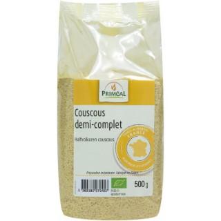 Couscous demi complet bio en sachet de 500 g 349415