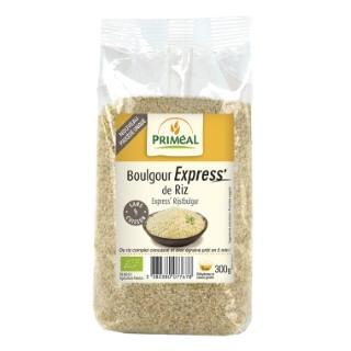 Boulgour express de riz bio en sachet de 300 g 349424