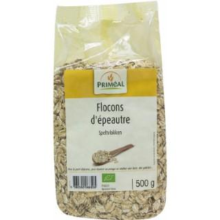 Flocons d'épeautre bio en sachet de 500 g 349445