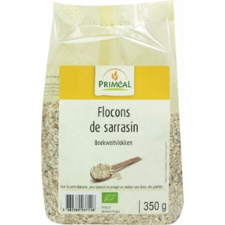 Flocons de sarrasin bio en sachet de 350 g 349453