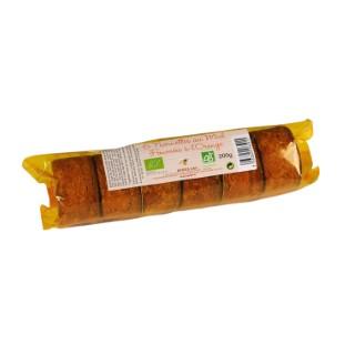 Nonnettes aux oranges bio Apidis 200gr 354581