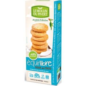 Biscuits bio équilibre noix de coco 150 g 354727