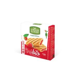 Twibio fraise bio LE MOULIN DU PIVERT 150 g 354749