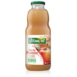 Pur jus de pommes bio 1 L 354929