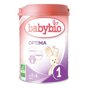 Babybio 1er âge Optima bio 355052