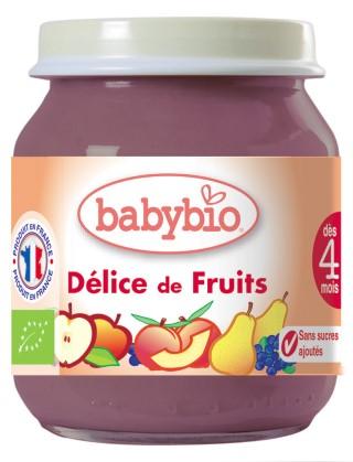 Ppot délice de fruits bio 355081