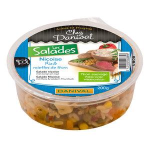 Salade niçoise bio DANIVAL 200 g 355150