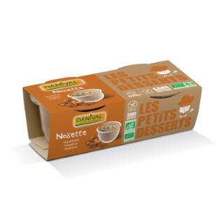 Dessert Noisette 440 g DANIVAL 355231