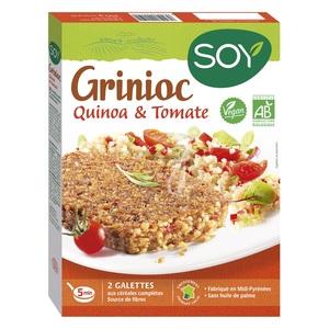 Grinioc au quinoa et à la tomate bio 200 g 355467