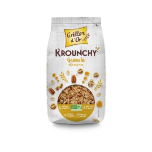 Krounchy Granola Bio - 500 g 356054