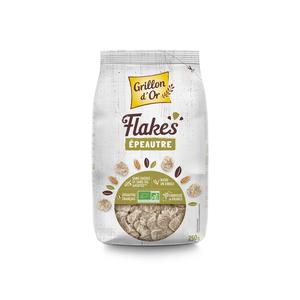 Flakes d'épeautre bio 250 g 356072