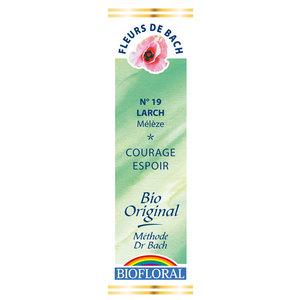 Élixir n°19 Biofloral de mélèze en flacon de 20 ml 356136