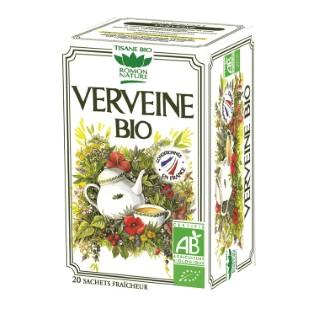 Verveine odorante bio – boîte de 24 sachets 356186