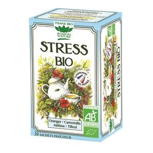 Tisane Stress bio - boîte de 24 sachets 356203