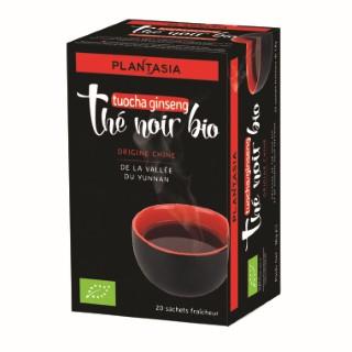 Thé noir bio Plantasia tuocha 36 g 356217
