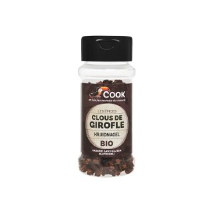 Clous de girofle bio en pot de 30 g 356573