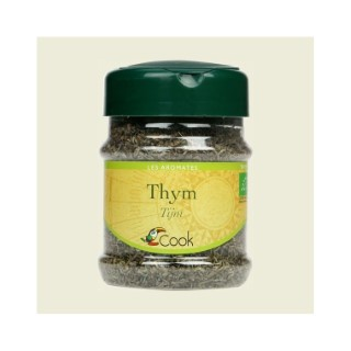 Feuilles de thym bio en petit pot de 45 g 356622