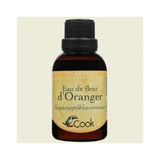Eau de fleur d'oranger bio en flacon de 50 ml 356634