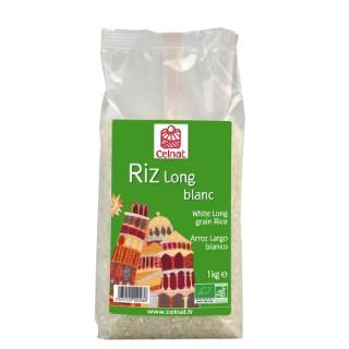 Riz long blanc bio en sachet de 1 kg 356857