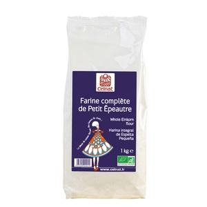 Farine petit épeautre complet CELNAT 356887