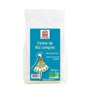 Farine de riz complet CELNAT 356895