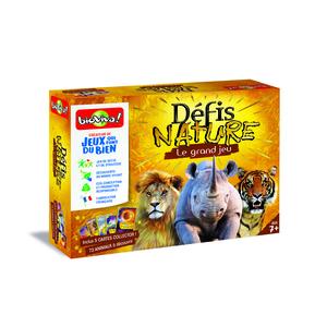 Le grand jeu Défis Nature avec cartes collector 276165