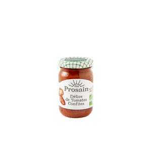 Délice bio de tomates confites en bocal de 200 g 357357