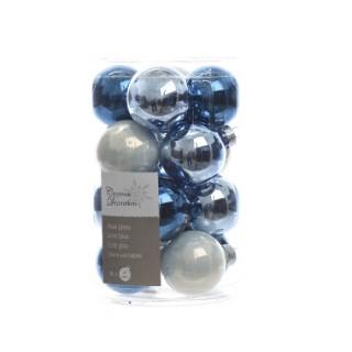 Boules verre mix Christmas fun 357525