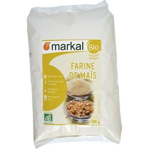 Farine de maïs bio – 500 gr 358264