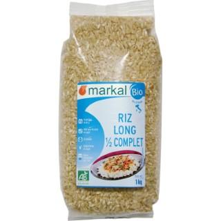Riz long 1/2 complet bio – 1 kg 358269