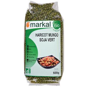 Haricots Mungo soja vert bio – 500 gr 358305