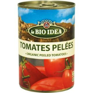 Tomates pelées bio - 400 gr 358345