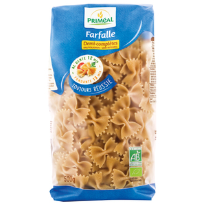 Papillons demi complets 500 g PRIMEAL 358521
