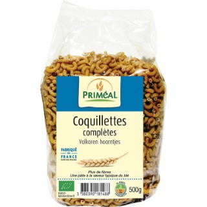 Coquillettes complètes PRIMEAL 500 g 358527