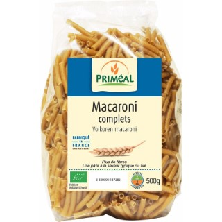 Macaronis complets PRIMEAL 500 g 358528