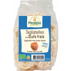 Tagliatelles aux oeufs 250 g PRIMEAL 358548