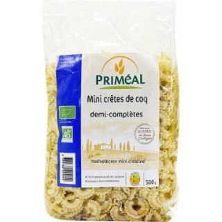 Mini cretes de coq demi complètes 500 g PRIMEAL 358555